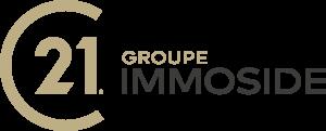 Groupe CENTURY 21 Immoside Logo